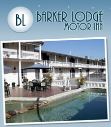 Barker Lodge Motor Inn - Hervey Bay Accommodation