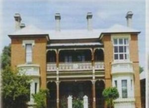 Strathmore Victorian Manor - Hervey Bay Accommodation