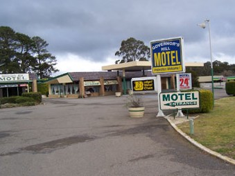 Governors Hill Motel - Hervey Bay Accommodation