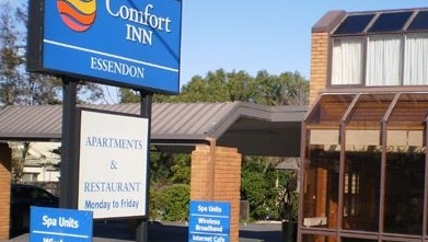 Comfort Inn  Suites Essendon - Hervey Bay Accommodation