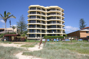 Spindrift On The Beach - Hervey Bay Accommodation