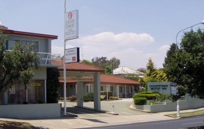 Country Comfort Cowra Countryman Motor Inn - Hervey Bay Accommodation