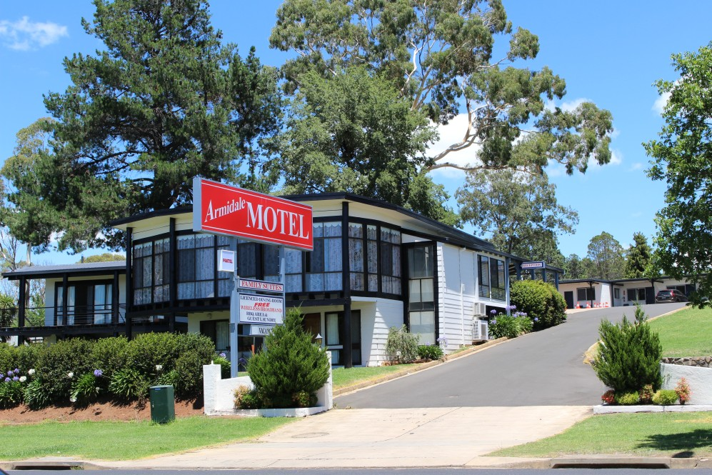 Armidale Motel - Hervey Bay Accommodation