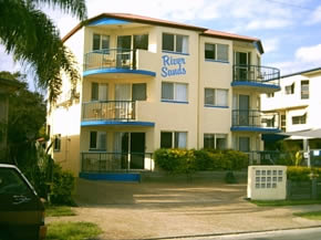 River Sands Holiday Apartments - Hervey Bay Accommodation