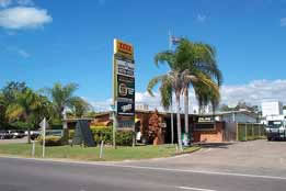 Queens Beach Motor Hotel - Hervey Bay Accommodation