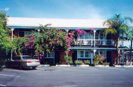 Mineral Sands Motel - Hervey Bay Accommodation