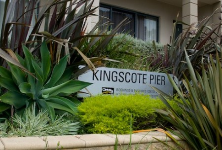 Kingscote Pier - Hervey Bay Accommodation