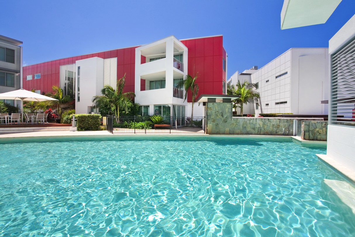 Element on Coolum Beach - Hervey Bay Accommodation