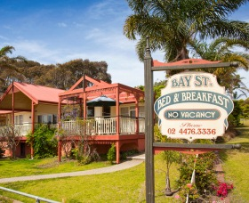Bay Street Bed and Breakfast - Hervey Bay Accommodation