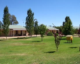 Narrandera Caravan Park - Hervey Bay Accommodation