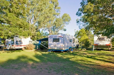 Barraba Caravan Park - Hervey Bay Accommodation