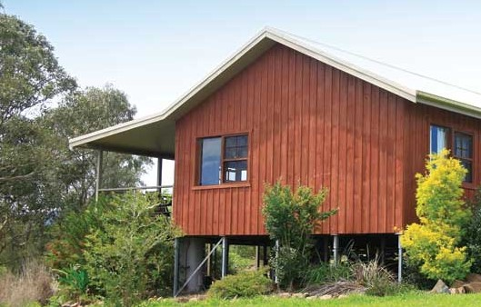 Barrington River Hideaway - Hervey Bay Accommodation