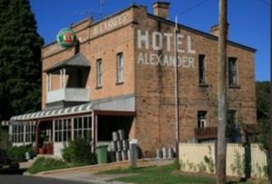 Alexander Hotel Rydal - Hervey Bay Accommodation