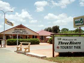 Mundubbera Three Rivers Tourist Park - Hervey Bay Accommodation