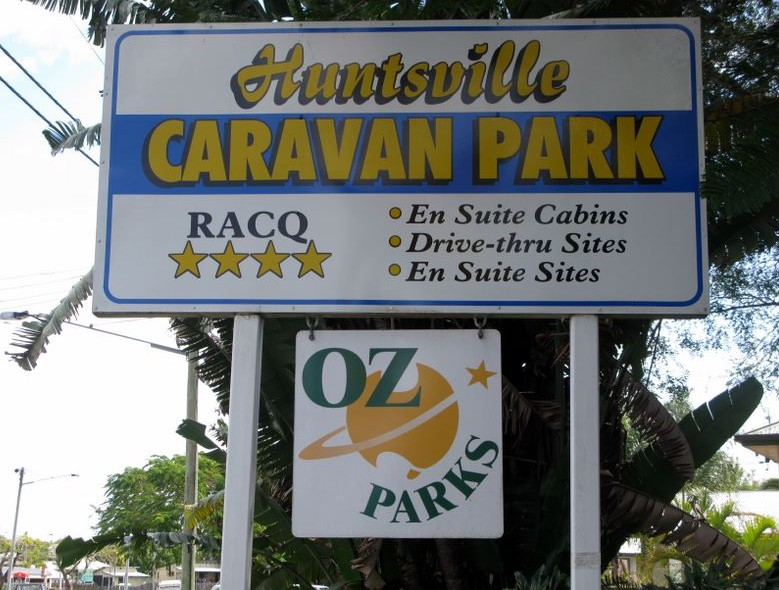 Huntsville Caravan Park - Hervey Bay Accommodation