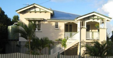 Eco Queenslander Holiday Home and BB - Hervey Bay Accommodation