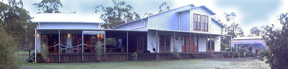 Tin Peaks Bed and Breakfast - Hervey Bay Accommodation