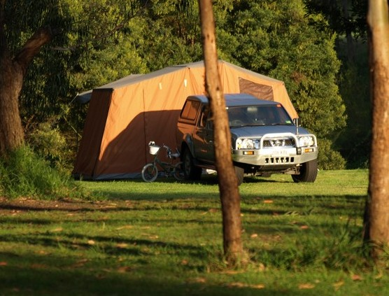 Goomburra Valley Campground - Hervey Bay Accommodation