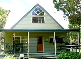 The Dolph Inn - Hervey Bay Accommodation