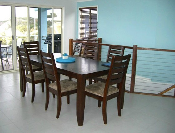 Blue Ocean View Beach House - Hervey Bay Accommodation