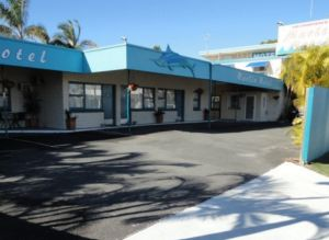 Marlin Motel Pet Friendly - Hervey Bay Accommodation