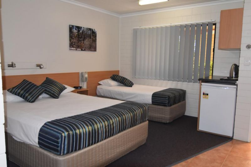 Billabong Motor Inn - Hervey Bay Accommodation