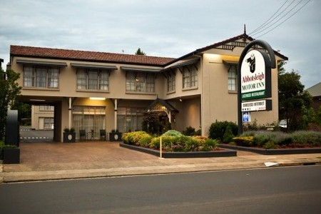 Abbotsleigh Motor Inn - Hervey Bay Accommodation