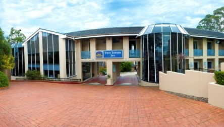 Best Western Twin Towers Inn - Hervey Bay Accommodation