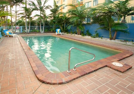 Coral Sea Apartments - Hervey Bay Accommodation