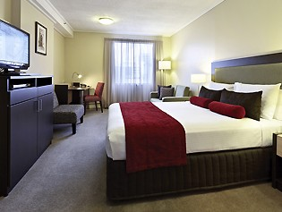 The Swanston Hotel Melbourne Grand Mercure - Hervey Bay Accommodation