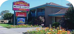Strzelecki Motor Lodge - Hervey Bay Accommodation