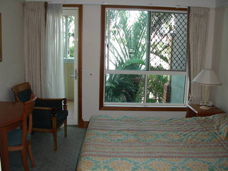 City Park Serviced Apartments - Hervey Bay Accommodation