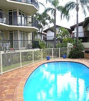 Bayview Beach Holiday Apartments - Hervey Bay Accommodation