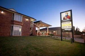 Bathurst Heritage Motor Inn - Hervey Bay Accommodation