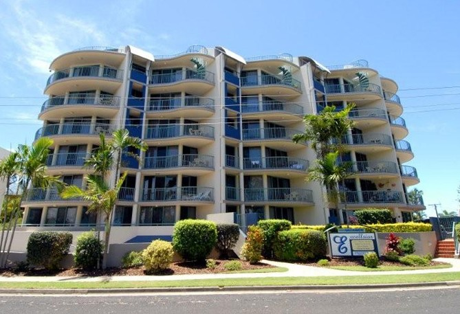 Excellsior Holiday Apartments - Hervey Bay Accommodation