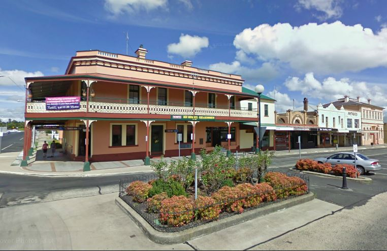 Murrumbidgee Hotel - Hervey Bay Accommodation