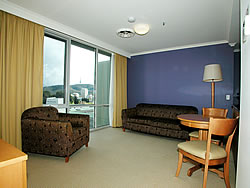 Waldorf Apartments Hotel Canberra - Hervey Bay Accommodation