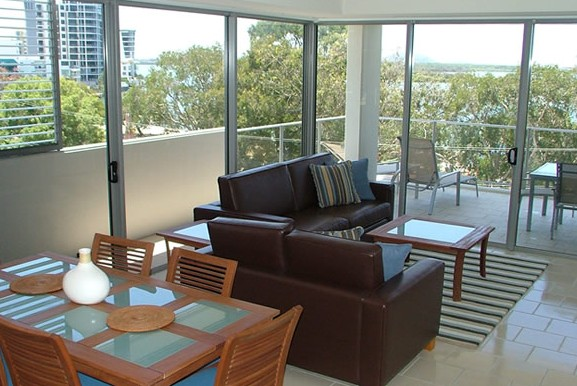 Space Holiday Apartments - Hervey Bay Accommodation
