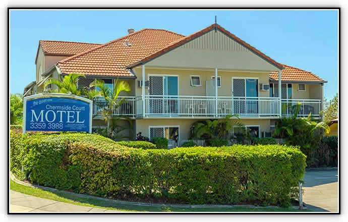 Chermside Court Motel - Hervey Bay Accommodation