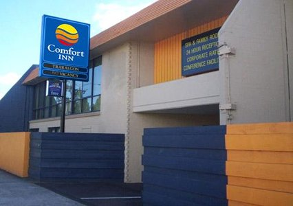 Comfort Inn Traralgon - Hervey Bay Accommodation