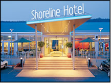 Shoreline Hotel - Hervey Bay Accommodation