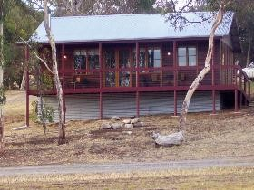 Ivybrook Vineyard Cottage - Hervey Bay Accommodation