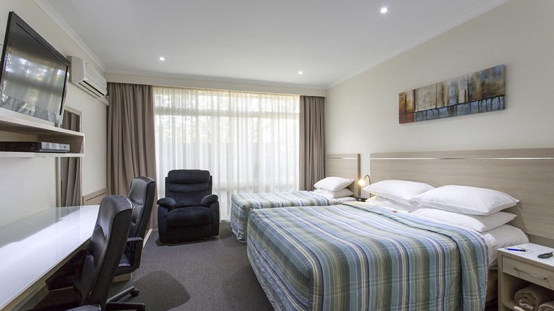 BEST WESTERN Aspen and Apartments - Hervey Bay Accommodation