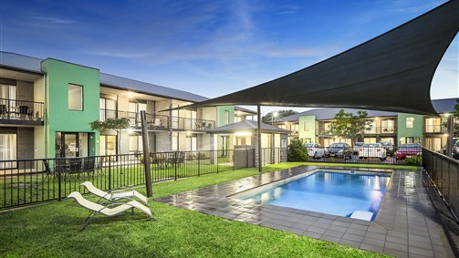 Quest Sale Serviced Apartments - Hervey Bay Accommodation