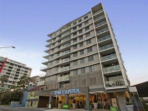 The Capitol Apartments - Hervey Bay Accommodation
