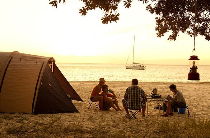 Ben-Ewa Campground - Hervey Bay Accommodation