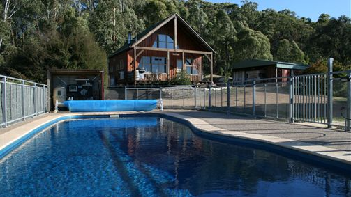 Karoonda Olive Grove Retreat at Mt Buffalo Olives - Hervey Bay Accommodation