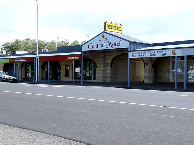 Gin Gin Central Motel - Hervey Bay Accommodation