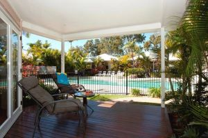 NRMA Treasure Island Holiday Park - Hervey Bay Accommodation