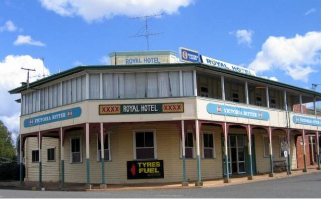 Royal Hotel Mundubbera - Hervey Bay Accommodation